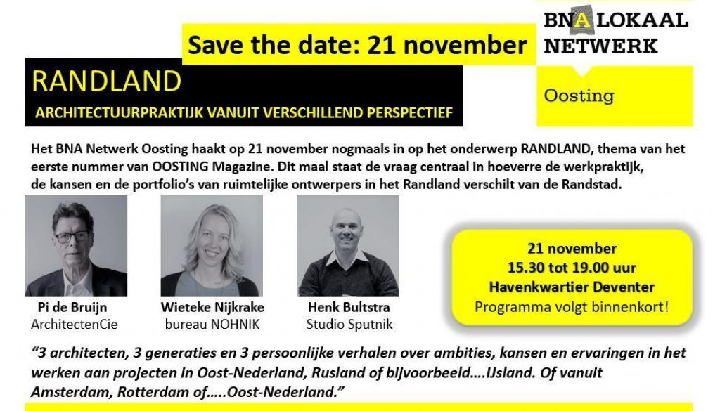 Nog even over Randland